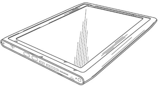 A premature sketch of the tablet