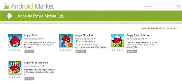 android app market