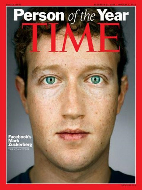 Times person of the year 2010