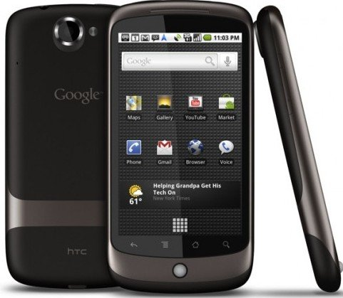 Nexus One 2.3.4