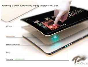 ecopad tablet