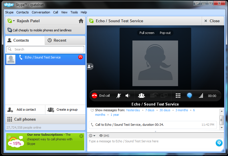 How to use Skype and make free calls