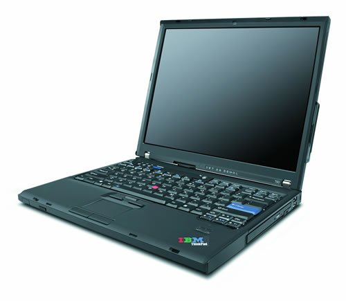 Lenovo ThinkPad T43 laptop - Tech Specs, Review, Impressions, Features