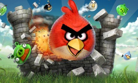 Angry birds for iPad