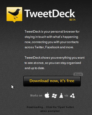 6 twitter desktop applications