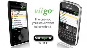 viigo Free BlackBerry App