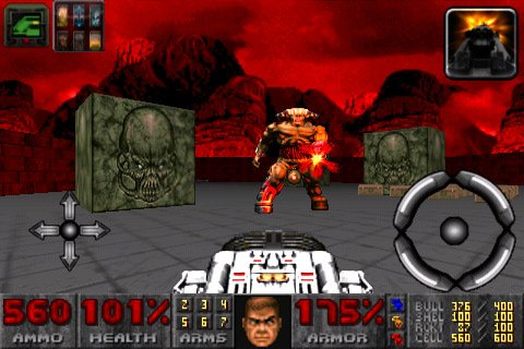 Doom for iPhone