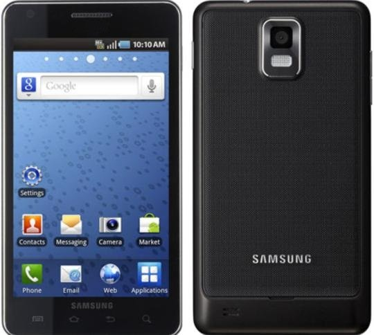 samsung-galaxy-infuse-4g for rogers canada