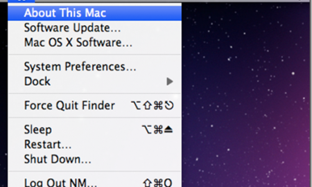 about this mac option