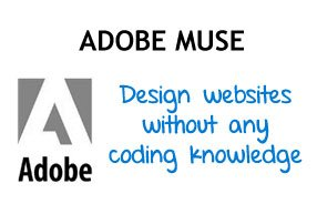 Adobe Muse a new Web publishing and design tool