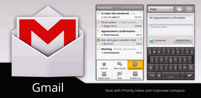 gmail-new-android-app features