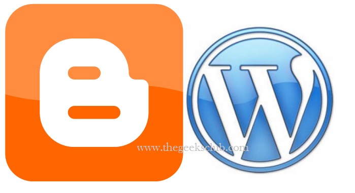 wordpress-vs-blogger (blogspot)