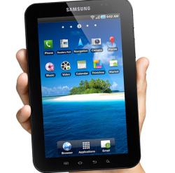 samsung tablet with windows os