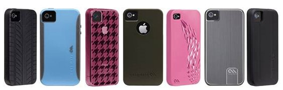 Case-Mate iPhone 4S Covers