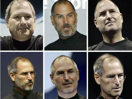 img 153082 steve jobs faces Steve Jobs (1955 2011),Apple Co Founder,Dies at 56