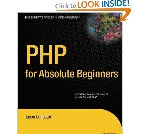 php books for beginners