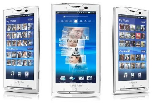 Xperia X10 Compared with HTC Wildfire S