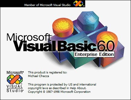 microsoft visual basic 6.0 descargar gratis