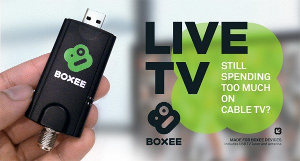 Boxee Live TV Dongle