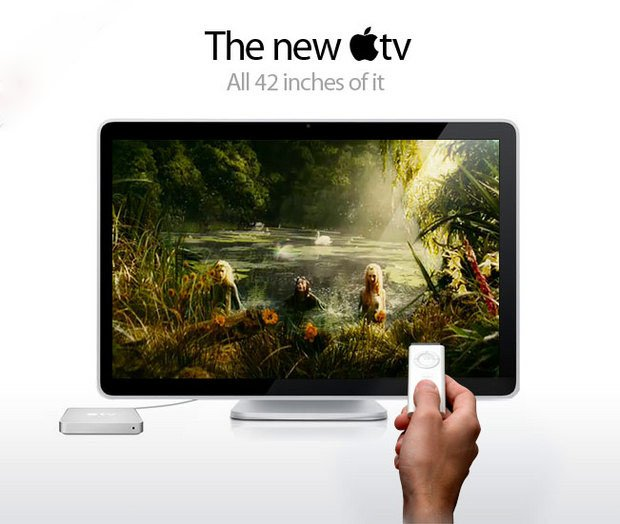 Apple-HDTV-Set