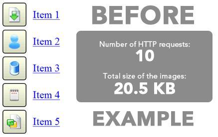 decrease http requests