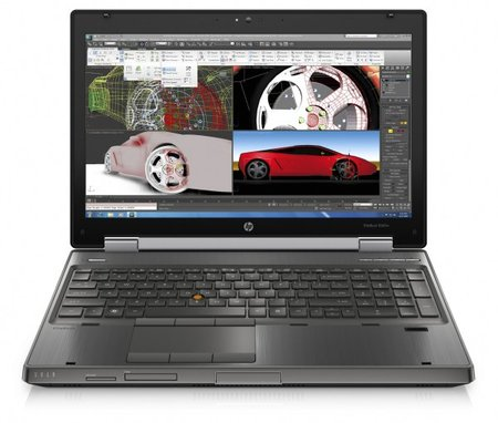 HP-EliteBook-8760w mobile design
