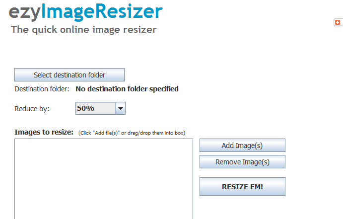 ezyImage Resizer