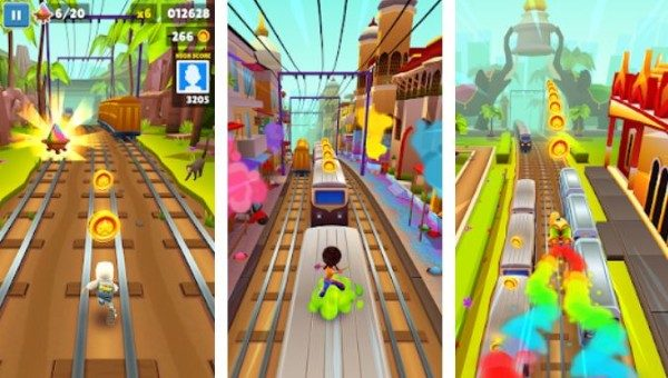 Subway Surfers f0or Android