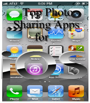 Photo Sharing Apps for iOS