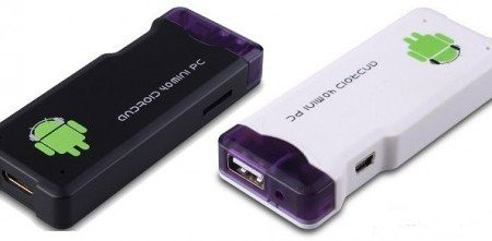 AllWinner A 10 Android 4.0 Mini PC device