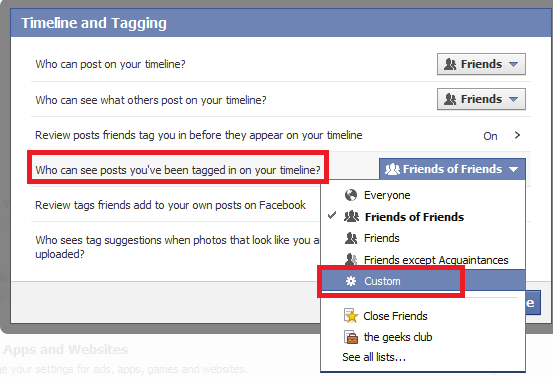 how to see all facebook profiles i visited