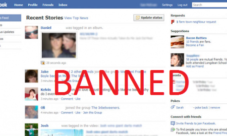 How Not To Get Banned On Facebook