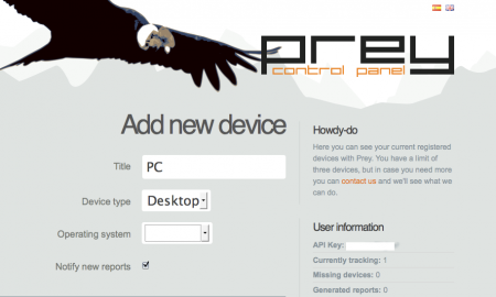 Prey - How to prevent laptop data thefts