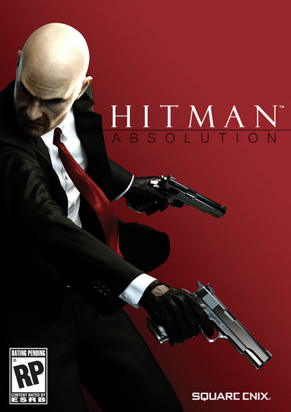Hitman Absolution Cover Art