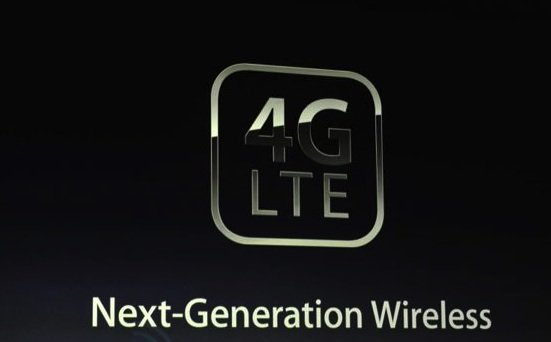 Apple 4G LTE