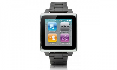 Intel-Apple Smartwatch