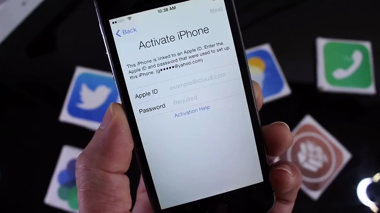 bypass iCloud Activation on iOS Devices, iPhone and iPad