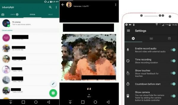 How To Save Whatsapp Status Image And Video Of Others On Android