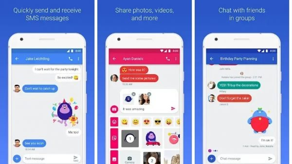 Best SMS and Messaging apps for Android