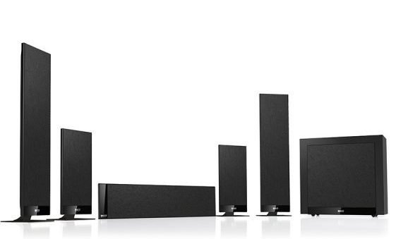 KEF T305 Best Top Five Speaker Systems for Computer