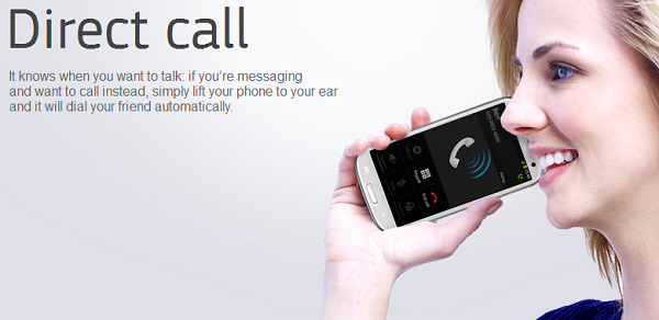 Enable Smart Alert and Direct Call on Samsung Phones