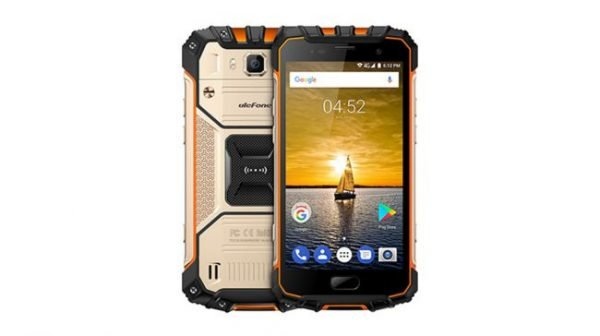Ulefone Armour 2 best rugged smartphone 2018