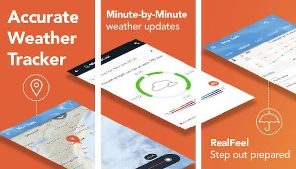 AccuWeather Android App