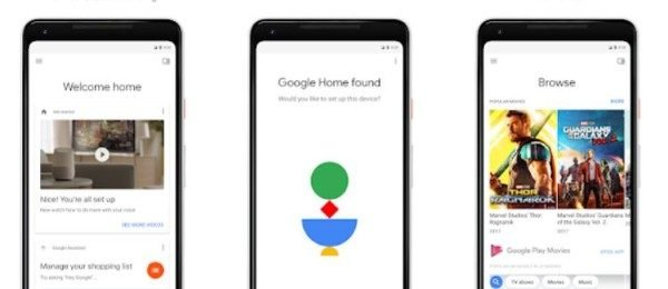 Google Home App for Android