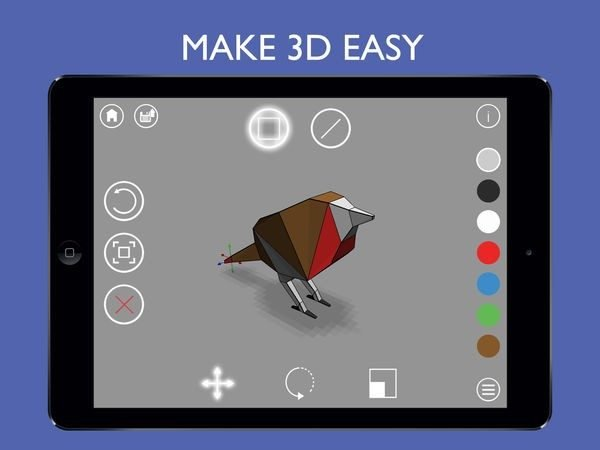 Sketch 3D Easy 3D modeling