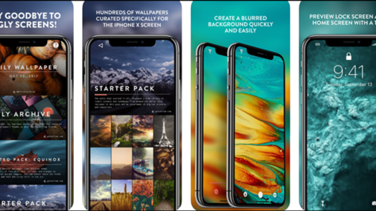 Best Iphone Wallpaper Apps You Should Download Now