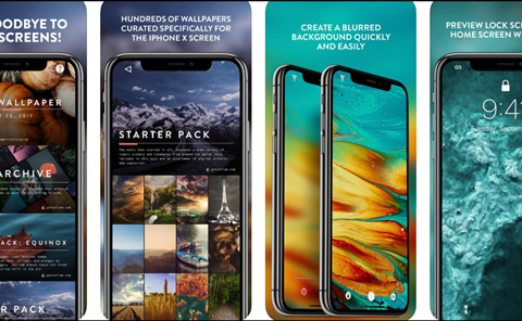 Best iPhone Wallpaper Apps