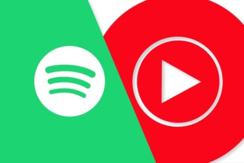 Spotify or YouTube Music in Alarm Clock App